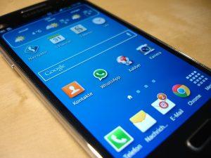Samsung Galaxy S8 dopo