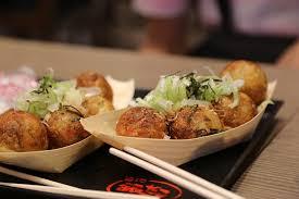 Takoyaki polpettine