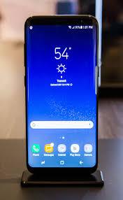 Samsung Galaxy S8 patch